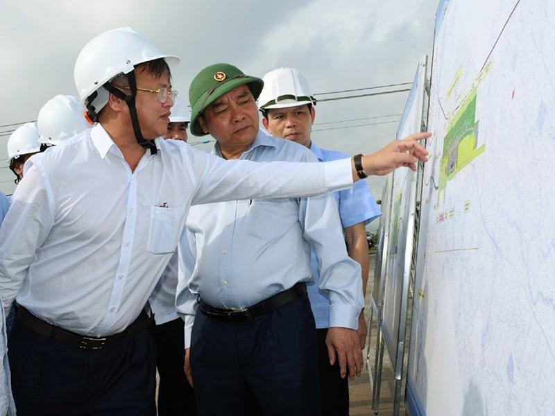 Thủ tướng: Cảng HKQT Long Thành phải khởi động trong 2020 - ảnh 1