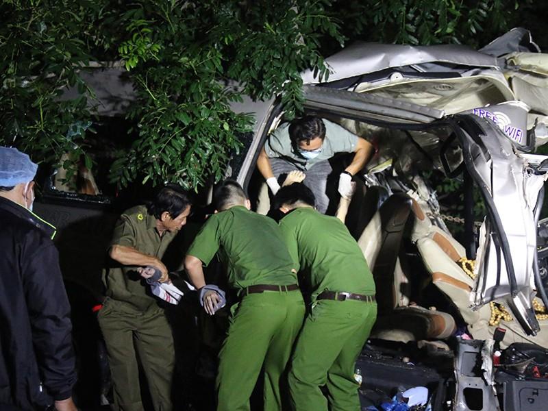Tai nạn 8 người chết: Những điểm đen rình rập ở Bình Thuận - ảnh 2