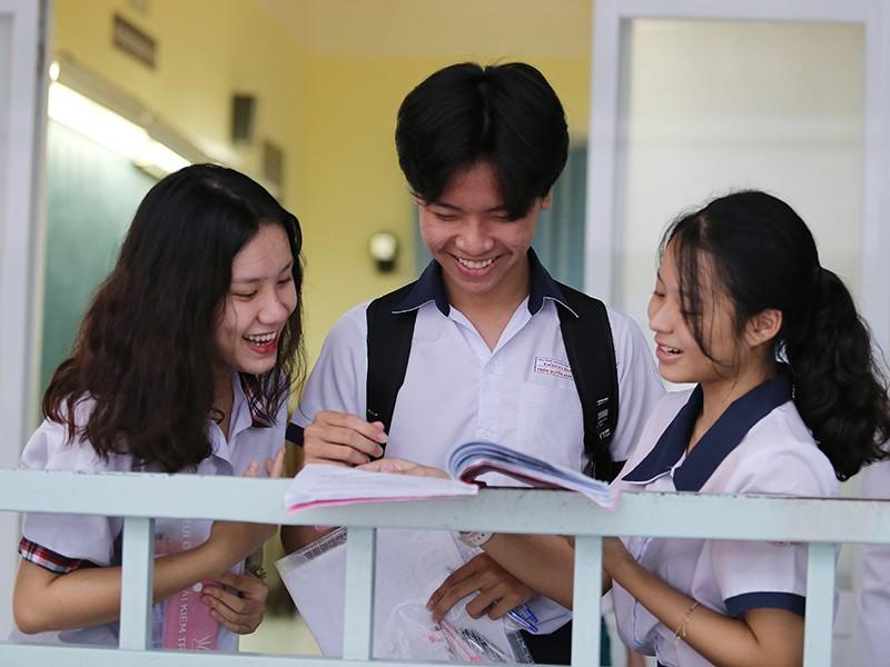 Tuyển sinh lớp 10: Dự đoán điểm cao hơn năm ngoái - ảnh 1