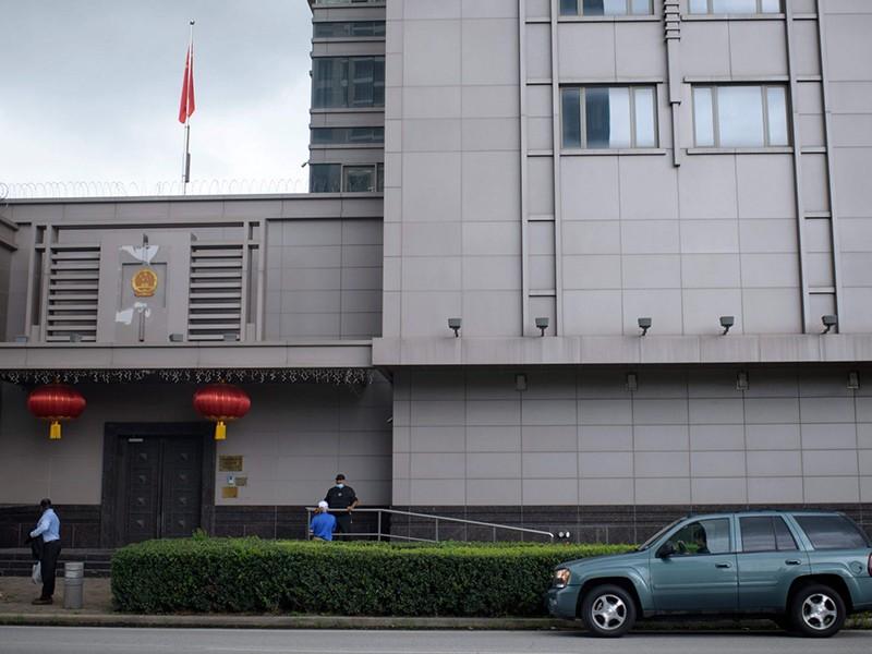 Trung Quốc không vội phản ứng vụ đóng cửa lãnh sự quán - ảnh 1