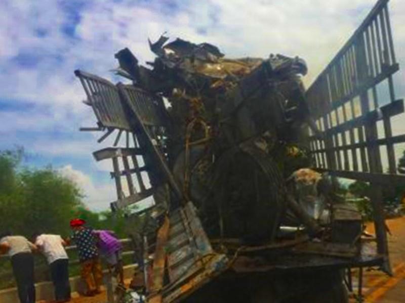 Chậm lắp dải phân cách, tai nạn còn tiếp diễn ở Bình Thuận - ảnh 2