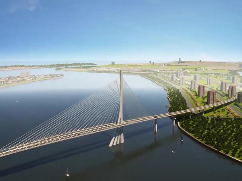 Phía nam: Phát triển song song giao thông thủy và bộ - ảnh 2