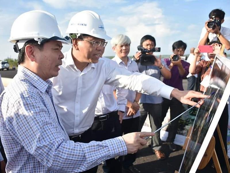 Bộ GTVT chốt vị trí xây cầu nối Đồng Nai và Bà Rịa-Vũng Tàu - ảnh 1