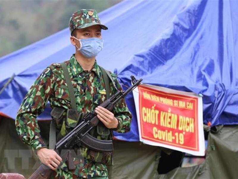 Kiên quyết không để người nhập cảnh trái phép vào Việt Nam - ảnh 1