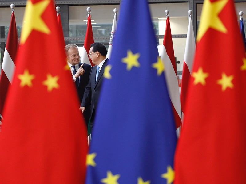 EU - Trung Quốc đàm phán, Mỹ đứng ngồi không yên - ảnh 1