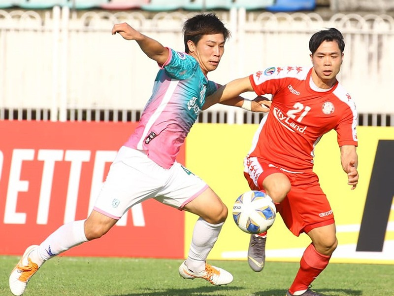 Yangon Utd của Myanmar đòi lấy 3 trận sân nhà của CLB TP.HCM - ảnh 1
