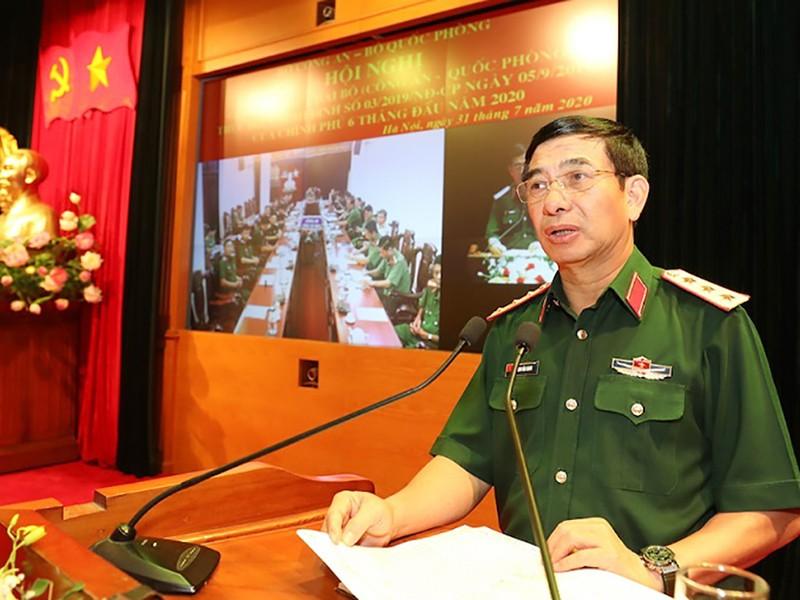 Bộ Công an và Quốc phòng phối hợp bảo đảm an ninh quốc gia - ảnh 1