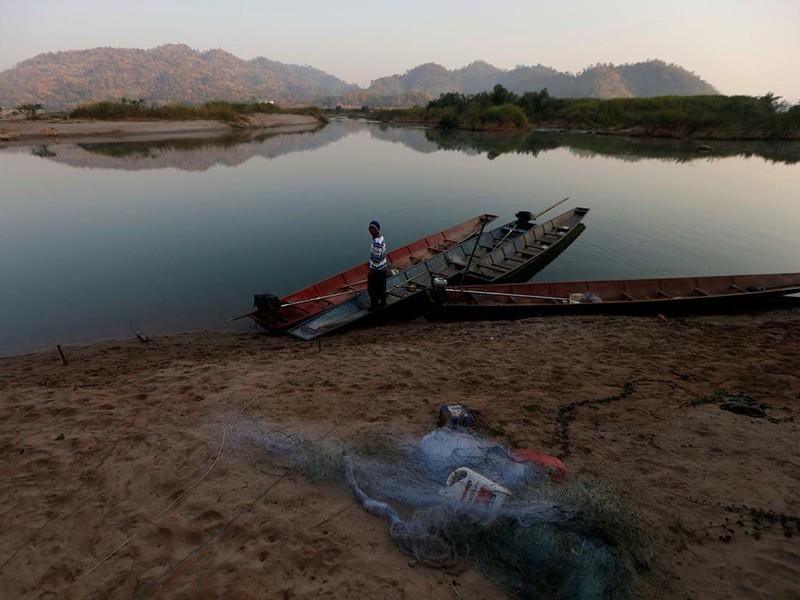 Sau Biển Đông, Mỹ, Trung sẽ đối đầu ở sông Mekong - ảnh 1
