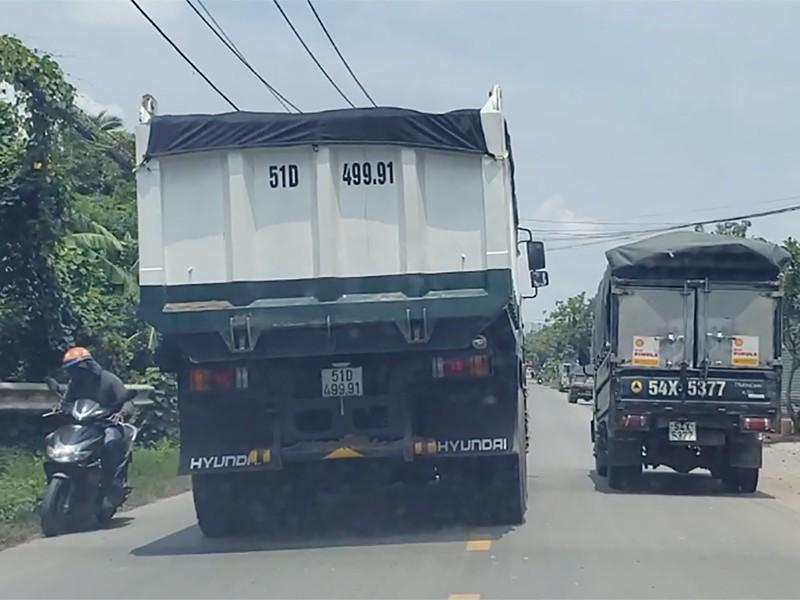 Đường Nguyễn Duy Trinh: 'Hung thần' phóng bạt mạng vào giờ cấm - ảnh 1