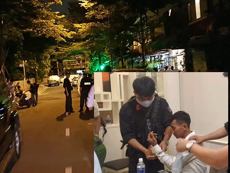 Bắt thêm 10 nghi phạm vụ vận chuyển ma túy đi Hàn Quốc - ảnh 1