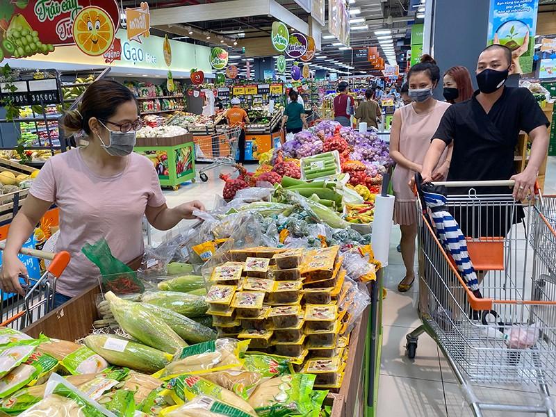 Hàng Việt trỗi dậy giữa mùa COVID-19 - ảnh 1