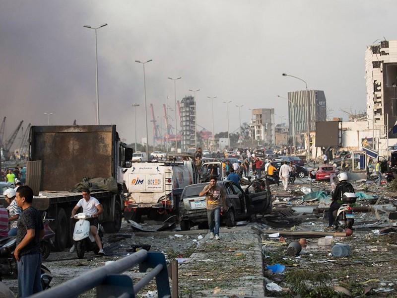 Phía sau thảm họa kinh hoàng ở Lebanon - ảnh 1