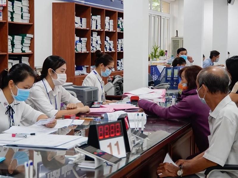 TP.HCM: Nỗ lực giải quyết thủ tục cho dân trong dịch COVID-19 - ảnh 1