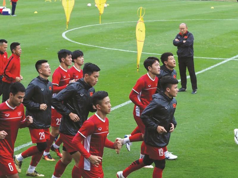 Ngày 13-10, đội tuyển Việt Nam đá với chủ nhà Malaysia - ảnh 1