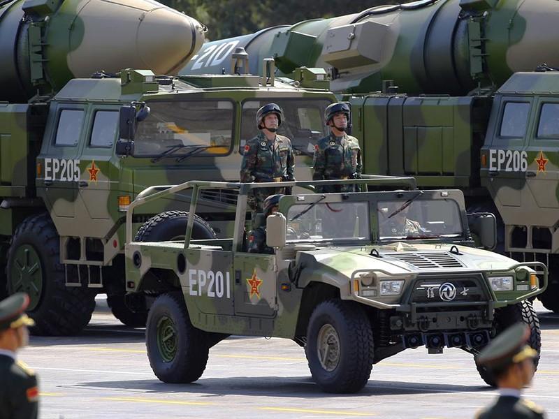 Cảnh giác tham vọng mở rộng hạt nhân của Trung Quốc - ảnh 1