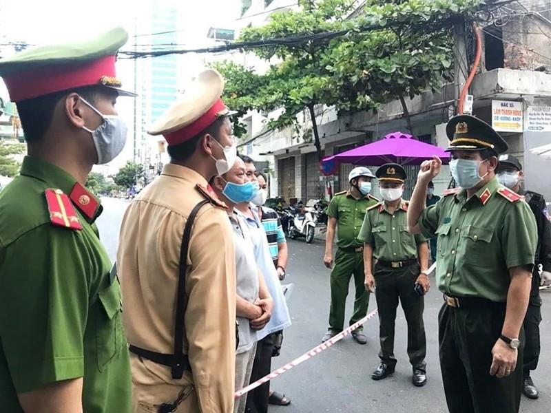 Đà Nẵng: 'Dân chơi' tụ tập phê ma túy trong dịch COVID - ảnh 2