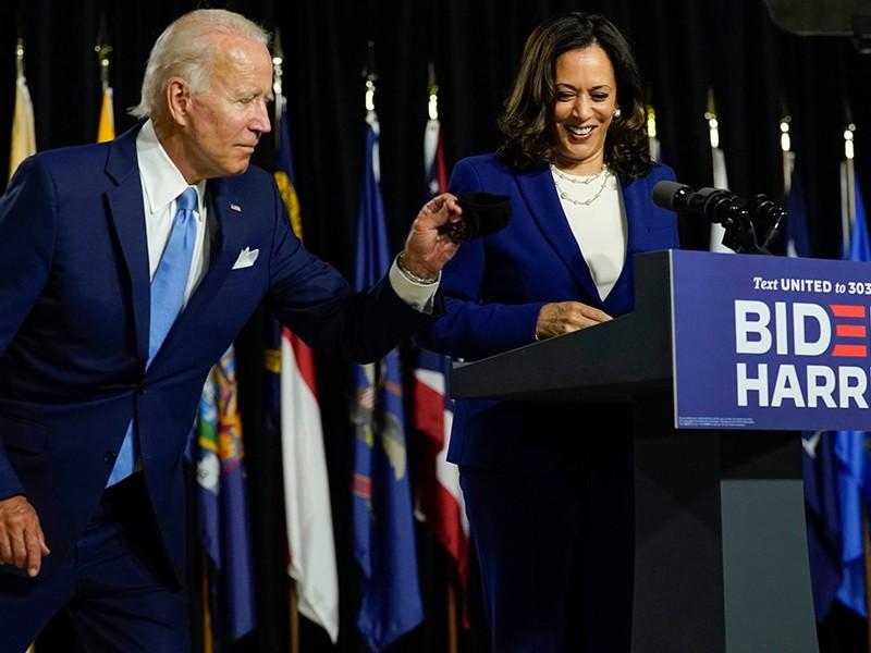 Mổ xẻ việc ông Biden liên danh với bà Harris - ảnh 1