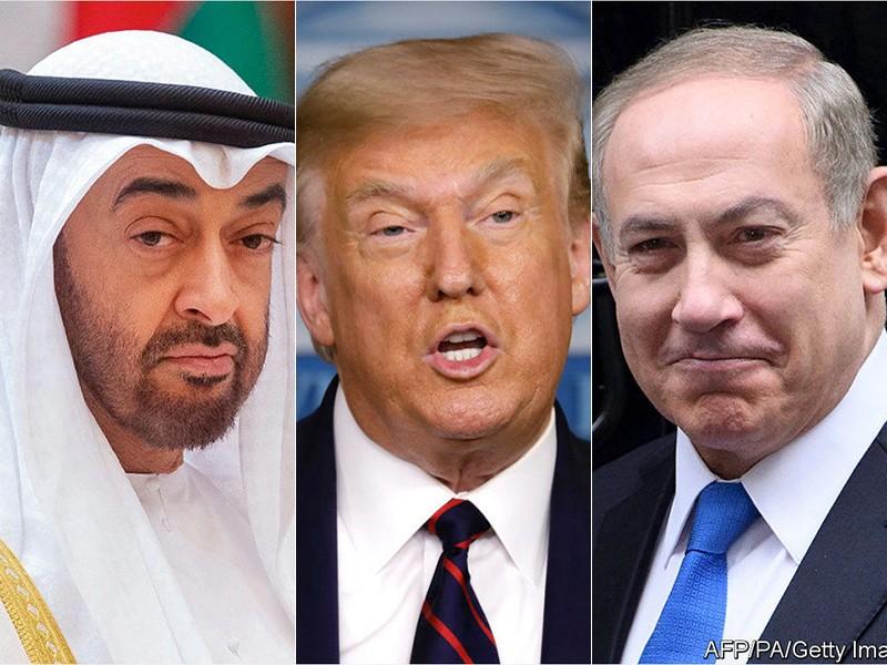 Israel - UAE với cầu nối Mỹ: Ý đồ mỗi bên - ảnh 1