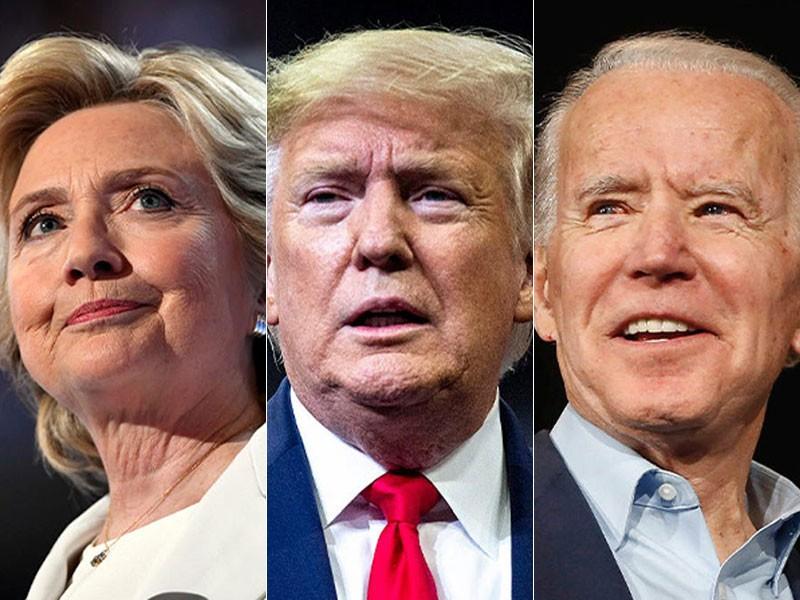 Trump - Biden sẽ không giống Trump - Clinton, tại sao? - ảnh 1