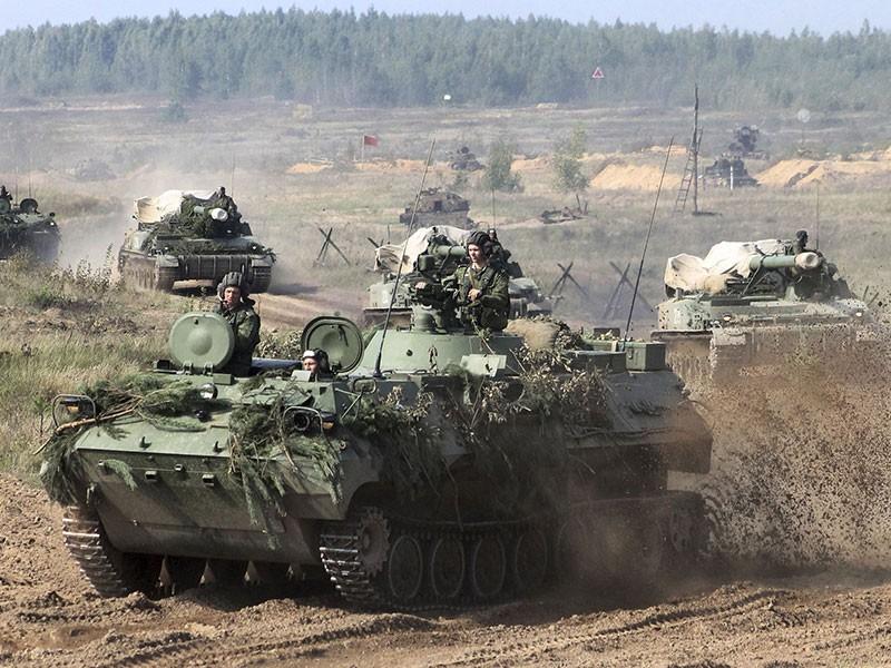 Belarus sẽ trở thành chiến trường mới của Nga và NATO? - ảnh 1
