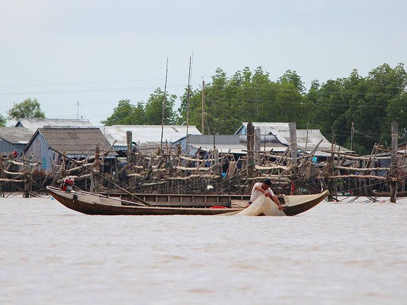 Việt Nam ứng phó với vấn đề an ninh nguồn nước - ảnh 1