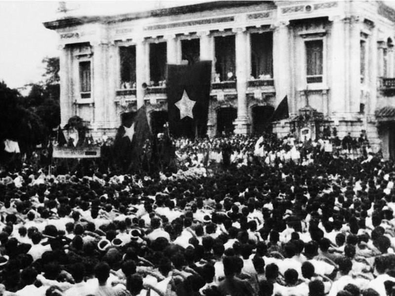 Cuộc cách mạng của tình dân tộc, nghĩa đồng bào - ảnh 1