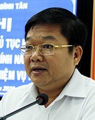 Quận Bình Tân, TP.HCM: Cải cách mạnh mẽ để phục vụ dân - ảnh 2
