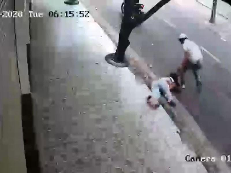 Bắt nhóm cướp giật liên quận ra tay liều lĩnh - ảnh 2