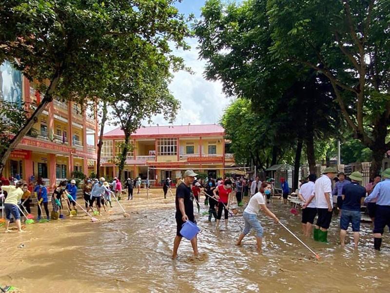 Thủy điện Mã Đổ Sơn xả lũ không tác động nhiều đến Việt Nam - ảnh 1