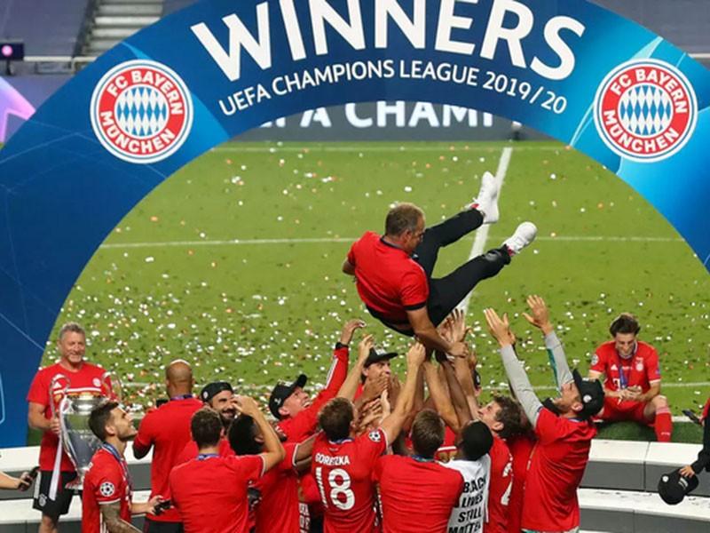 Bayern ăn ba trong mùa dịch và hiện thân của bóng đá Đức - ảnh 1
