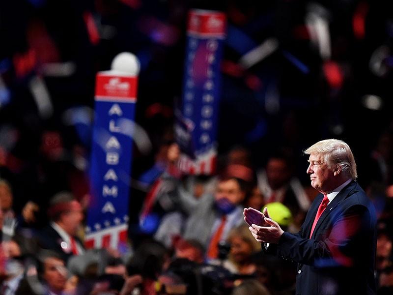 Khó khăn đang bủa vây ông Trump - ảnh 1
