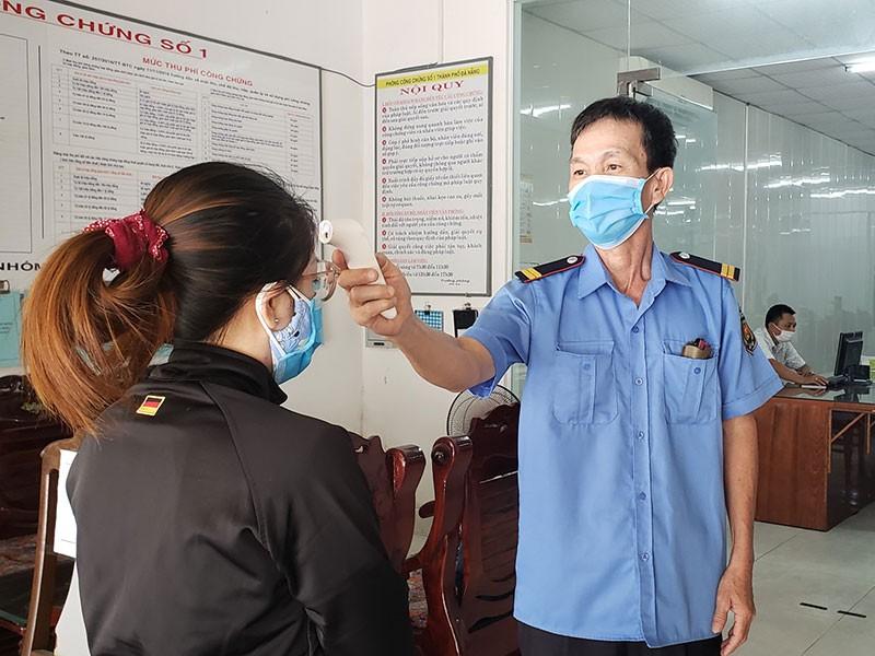 Đà Nẵng: Tòa án tạm dừng xét xử vì COVID-19 - ảnh 1