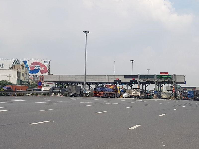Lý do trạm BOT cầu Đồng Nai tạm dừng thu phí - ảnh 1