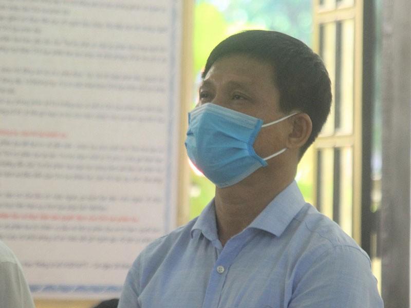 Vụ án cựu chủ tịch UBND phường kêu oan - ảnh 1