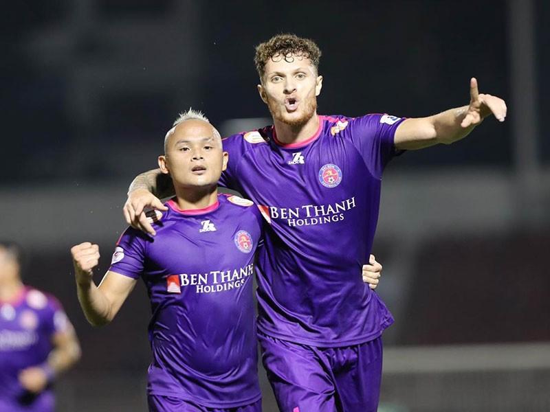 Cúp Quốc gia chạy đà cho V-League trở lại - ảnh 1