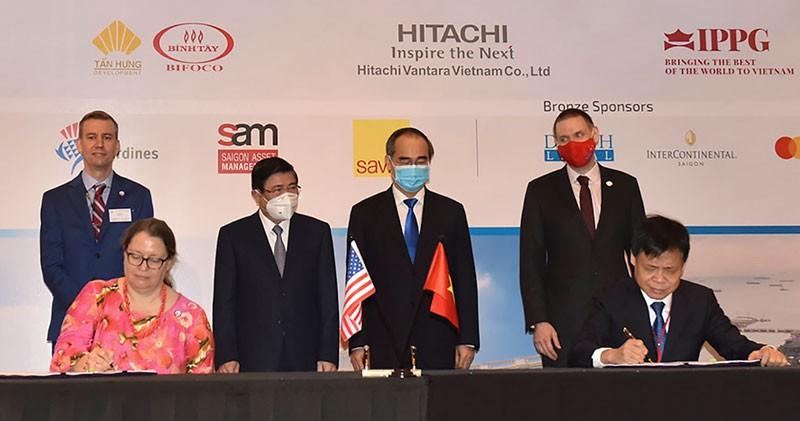 TP.HCM: Hợp tác, đồng hành với các nhà đầu tư Mỹ - ảnh 1