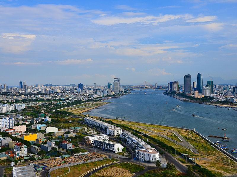 Đô thị Đà Nẵng sẽ vươn tầm châu lục - ảnh 1