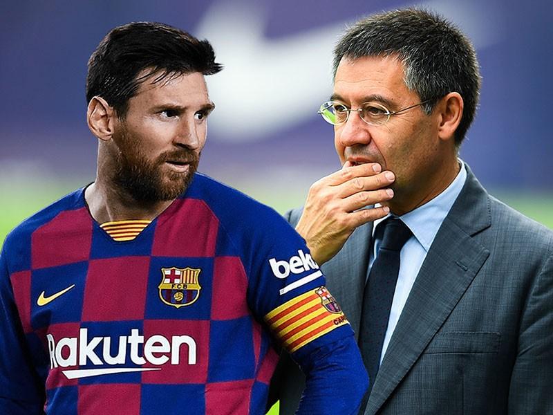 Công bố bản fax Messi gửi CLB Barcelona và bến đỗ mới - ảnh 1
