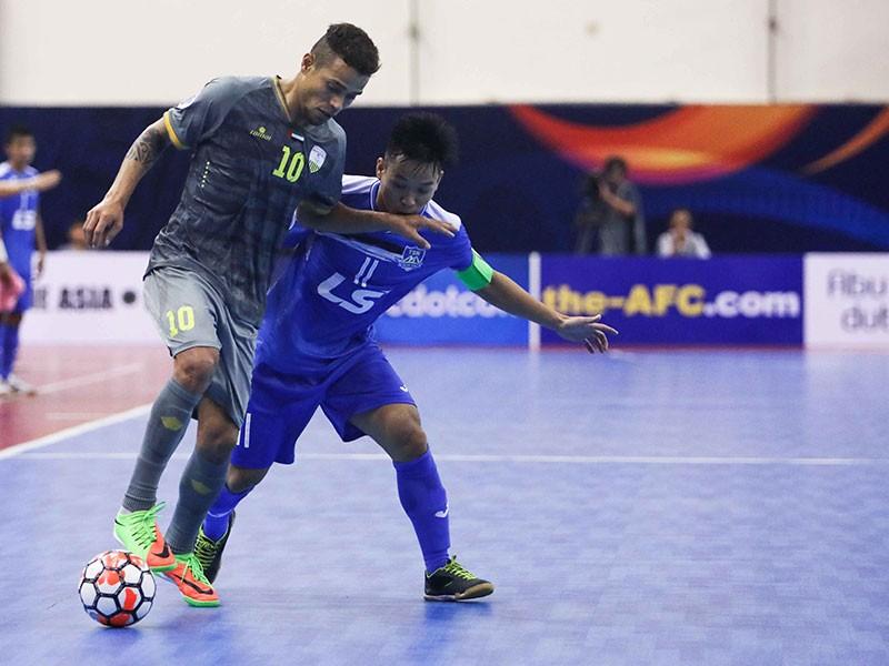 Futsal Đà Nẵng bị ép vì lịch đấu bất cập - ảnh 1