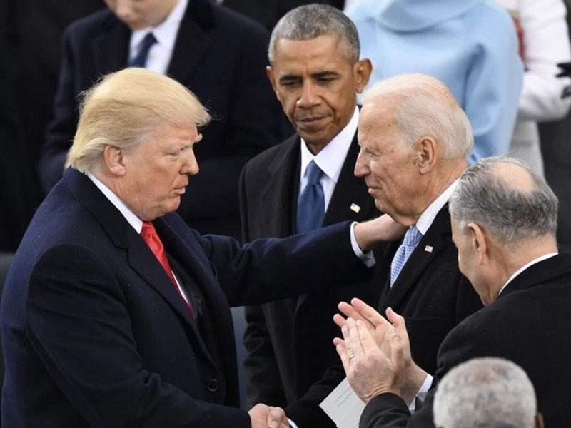 Đối ngoại ông Trump, Biden: Vẫn có điểm tương đồng - ảnh 1