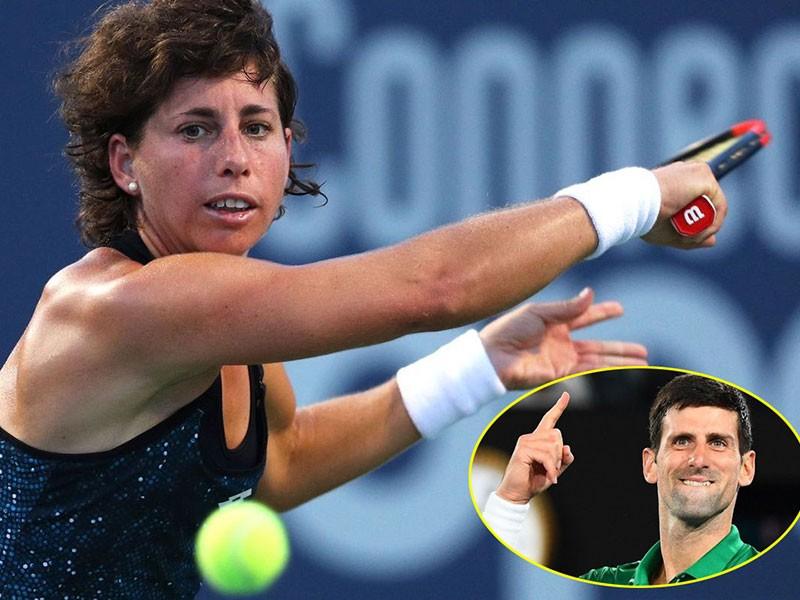 Djokovic cổ vũ đồng nghiệp chiến đấu bệnh ung thư - ảnh 1
