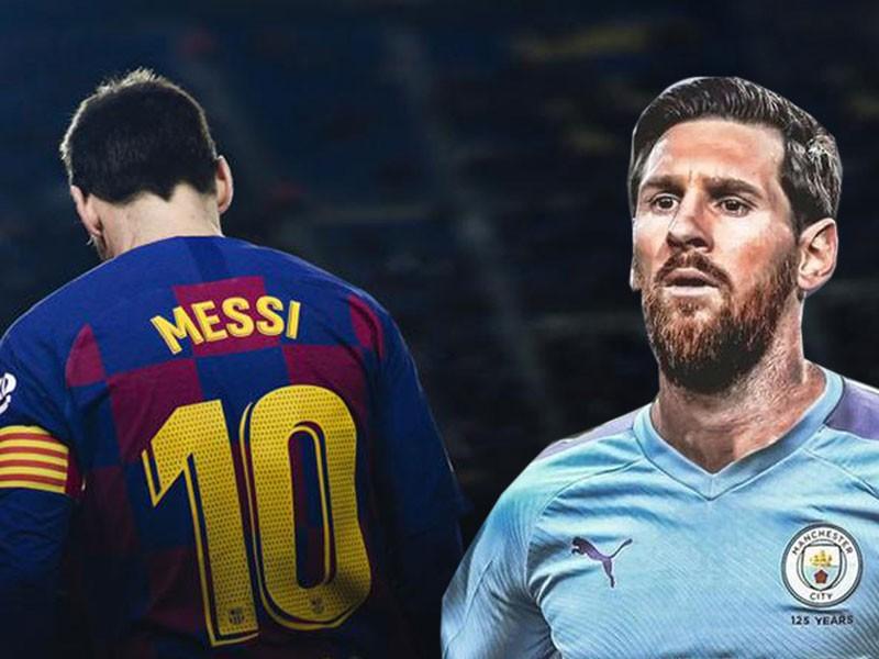 Càng níu kéo Messi, Barca càng mất giá - ảnh 1