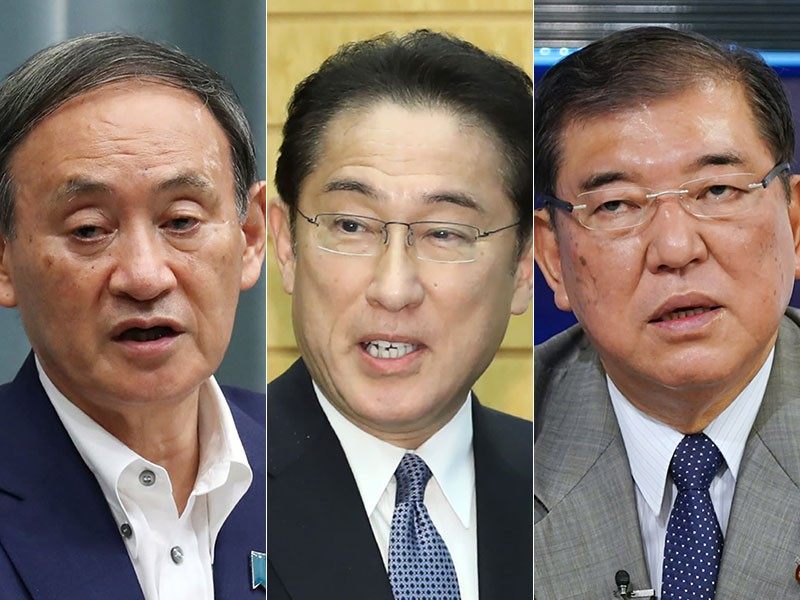 Nhật ấn định ngày bỏ phiếu người kế nhiệm ông Abe - ảnh 1