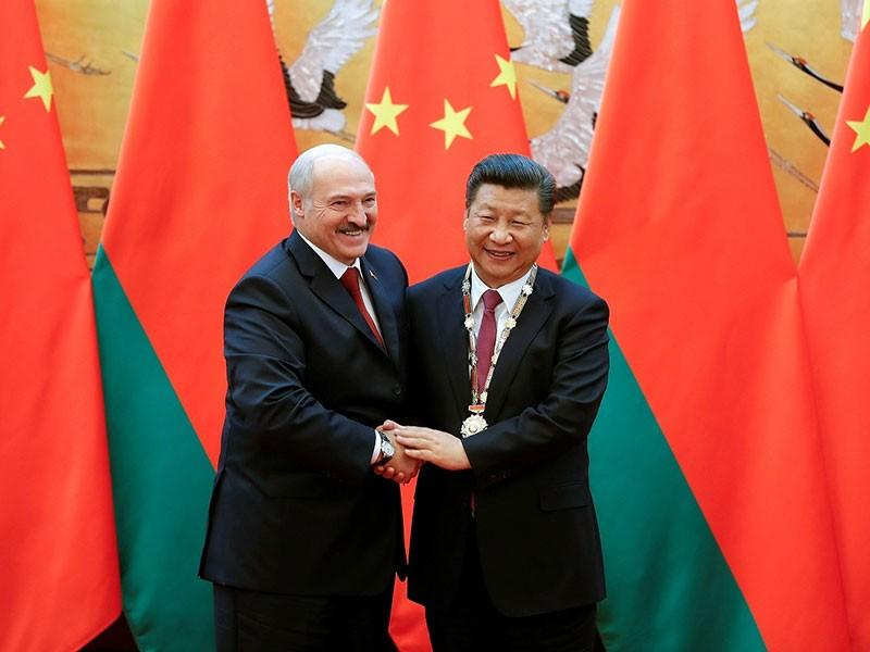 Bất ngờ yếu tố Trung Quốc ở Belarus - ảnh 1