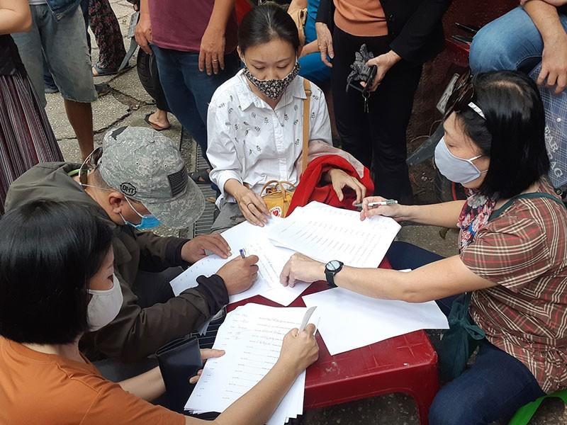 Trụ trì chùa Kỳ Quang 2 chịu phí giám định tro cốt - ảnh 1