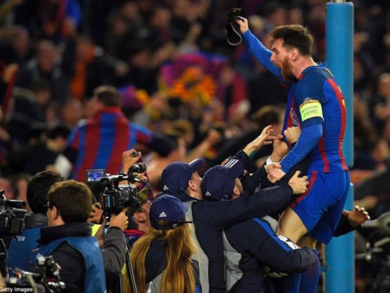 Messi ở lại, Barcelona khó dọn dẹp - ảnh 1