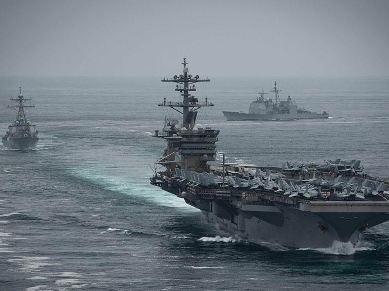 Đằng sau việc Trung Quốc tố Mỹ gây rối ở Biển Đông - ảnh 1