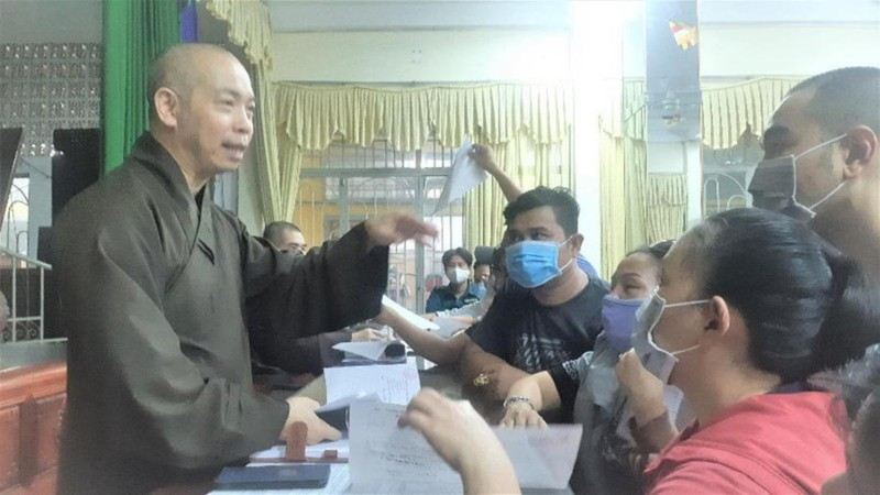 Giải pháp cho sự cố tro cốt ở chùa Kỳ Quang 2 - ảnh 1