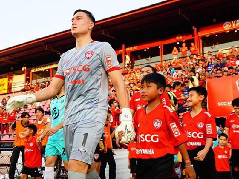 Đặng Văn Lâm kể về giấc mơ World Cup cho báo Thái - ảnh 1