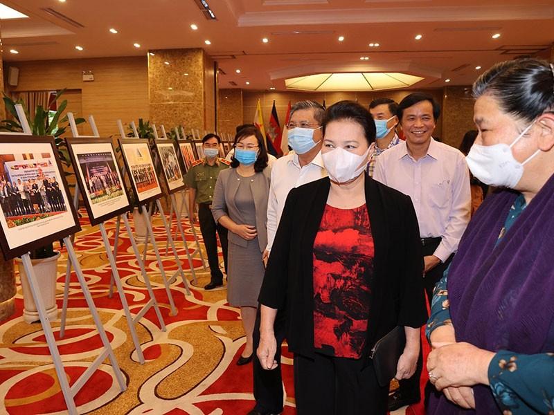 Việt Nam tiếp tục khẳng định vị trí trong hội nhập quốc tế - ảnh 1